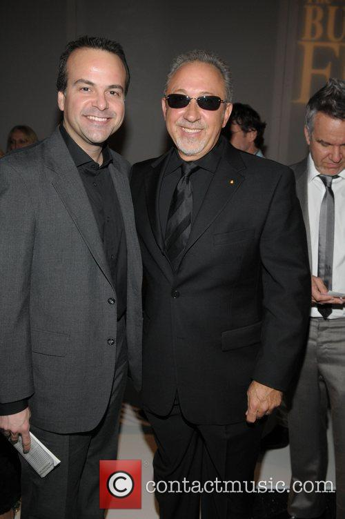 Jorge Plasencia and Emilio Estefan Destination Fashion 2009...