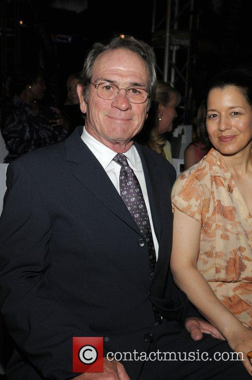 Tommy Lee Jones and Dawn Jones  Destination...