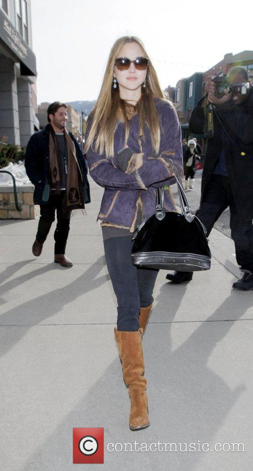Devon Aoki  out and about during the...