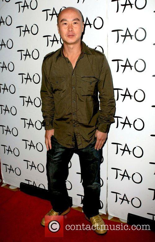 C S Lee attends TAO nightclub inside The...