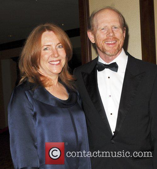 Cheryl Howard, Ron Howard The 61st Annual DGA...
