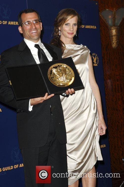 Tony Croll and Rachel Griffiths The 61st Annual...