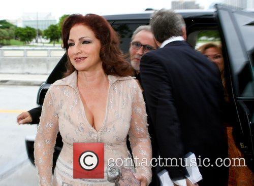 Gloria Estefan and Emilio Estefan Diamond Ball and...