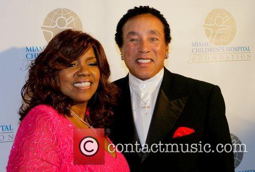Gloria Gaynor and Smokey Robinson Diamond Ball and...