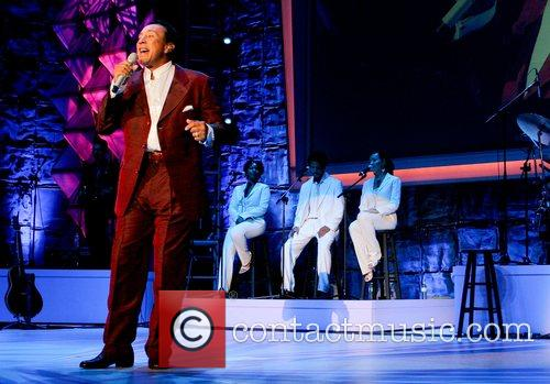 Smokey Robinson at the Diamond Ball and Private...