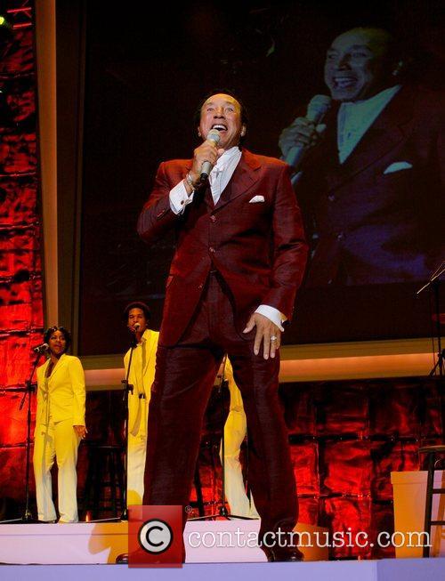 Smokey Robinson Diamond Ball and private concert benefiting...