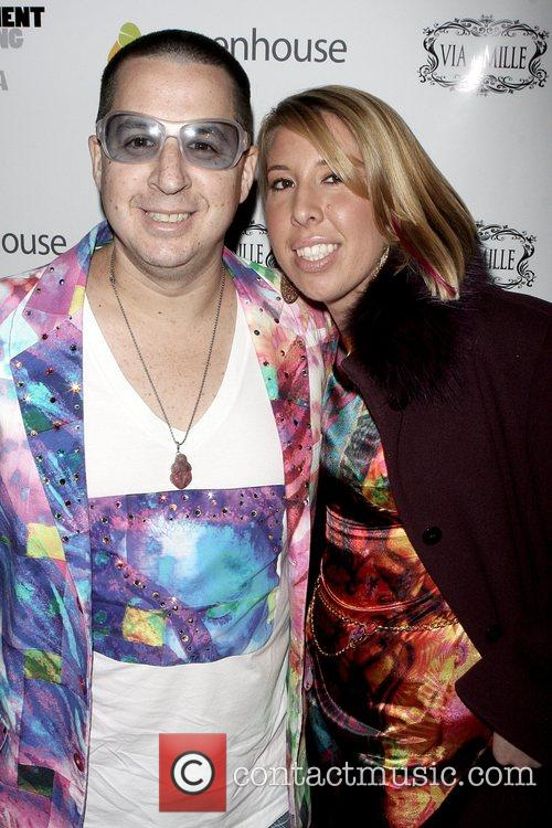 Noah G and Melissa Murphy Diamonds Give 2008...