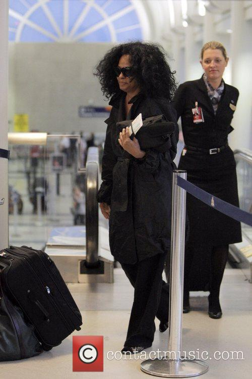 Diana Ross and The Departure 1