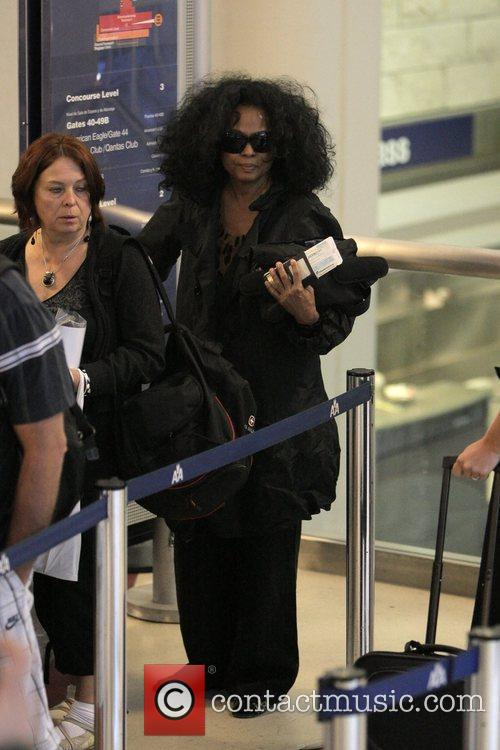 Diana Ross and The Departure 10