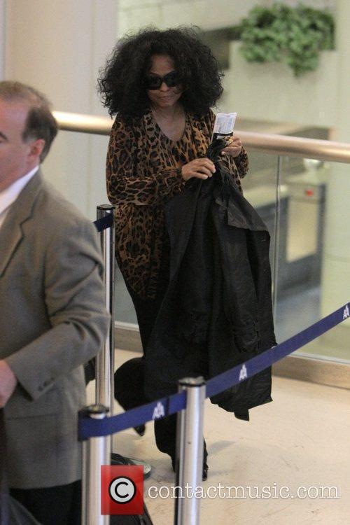 Diana Ross and The Departure 3
