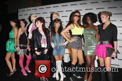 Contestants from Paris Hilton's My New BFF Diesel 30th...