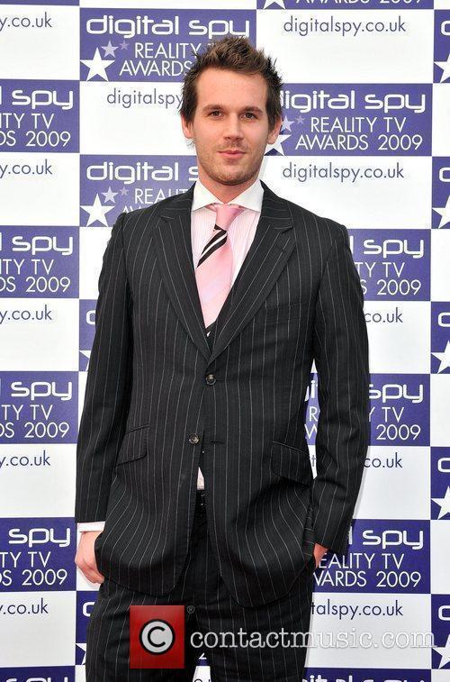 Alex Wotherspoon Digital Spy Reality TV Awards 2009...
