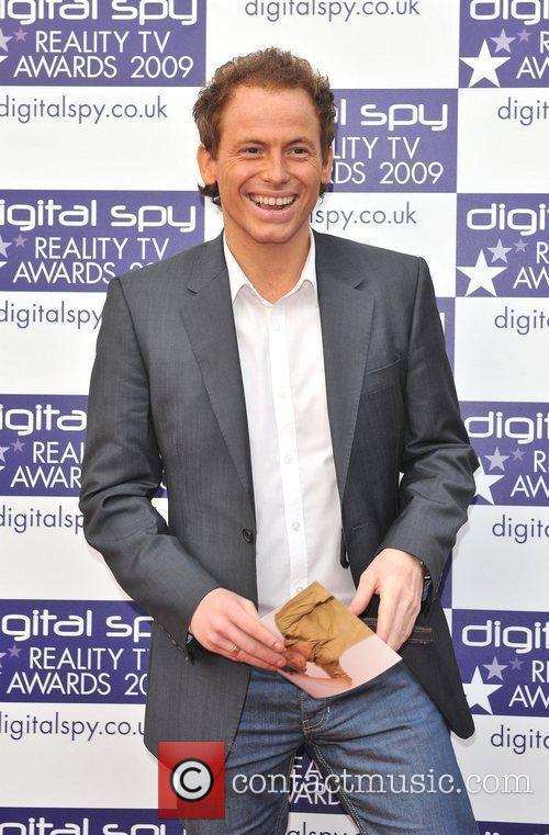 Joe Swash Digital Spy Reality TV Awards 2009...