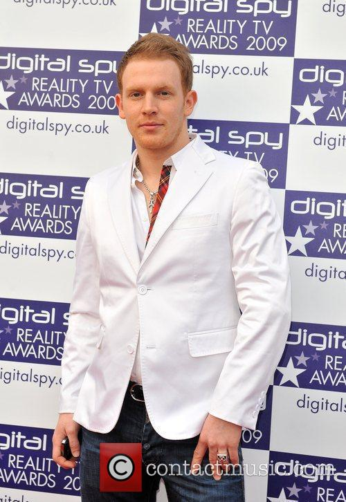 Rex Newmark Digital Spy Reality TV Awards 2009...