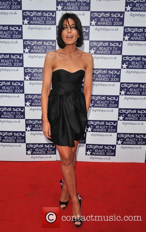 Claudia Winkleman Digital Spy Reality TV Awards 2009...