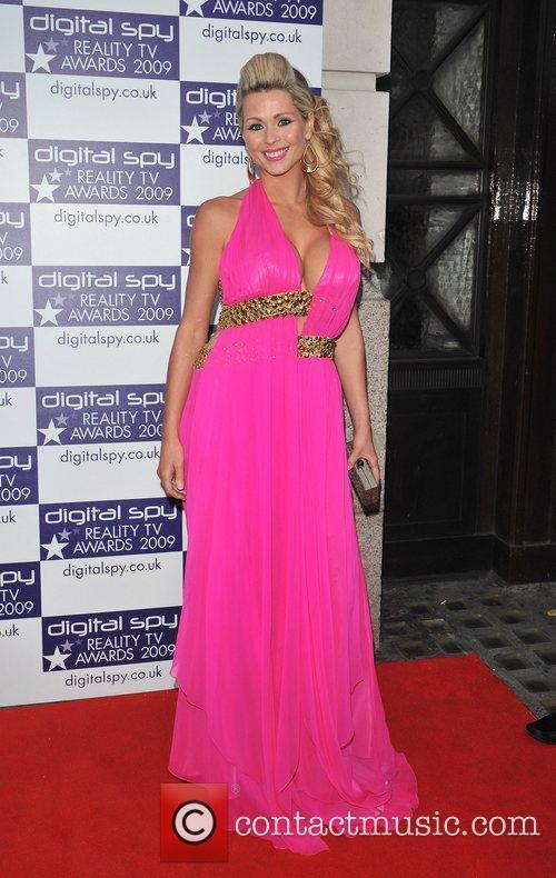 Nicola Mclean Digital Spy Reality TV Awards 2009...