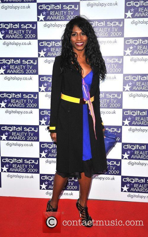 Sinitta Digital Spy Reality TV Awards 2009 at...