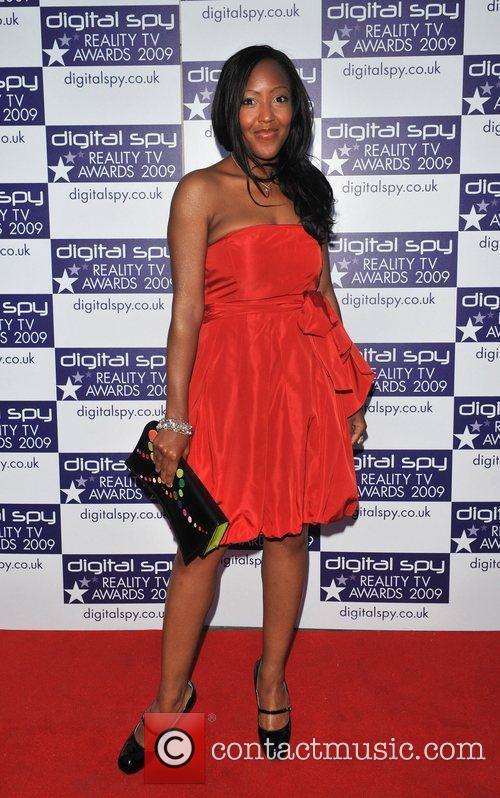 Angelica Bell Digital Spy Reality TV Awards 2009...