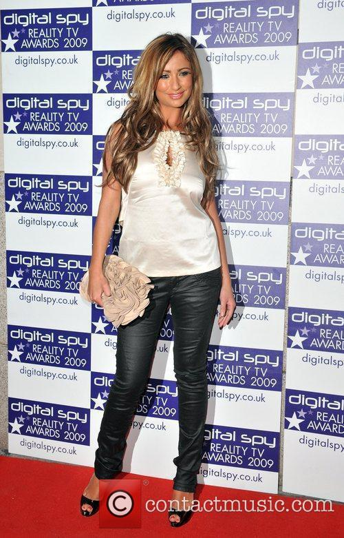 Chantelle Houghton Digital Spy Reality TV Awards 2009...