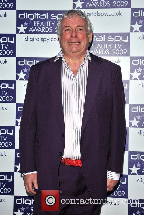 Christopher Biggins Digital Spy Reality TV Awards 2009...