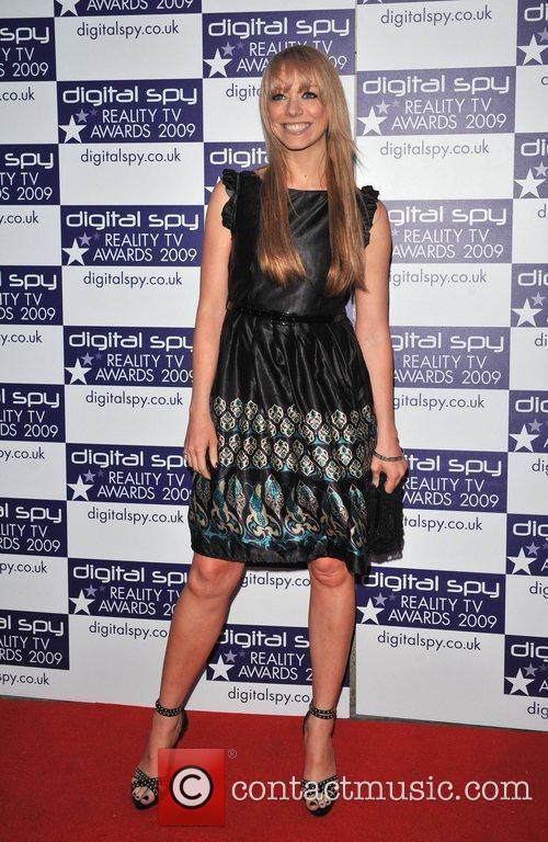 Liz McLarnon Digital Spy Reality TV Awards 2009...