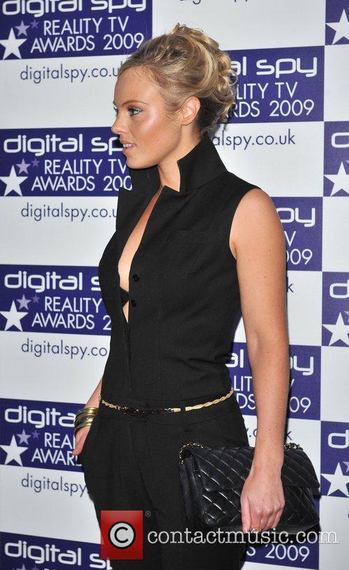 Michelle Dewberry Digital Spy Reality TV Awards 2009...