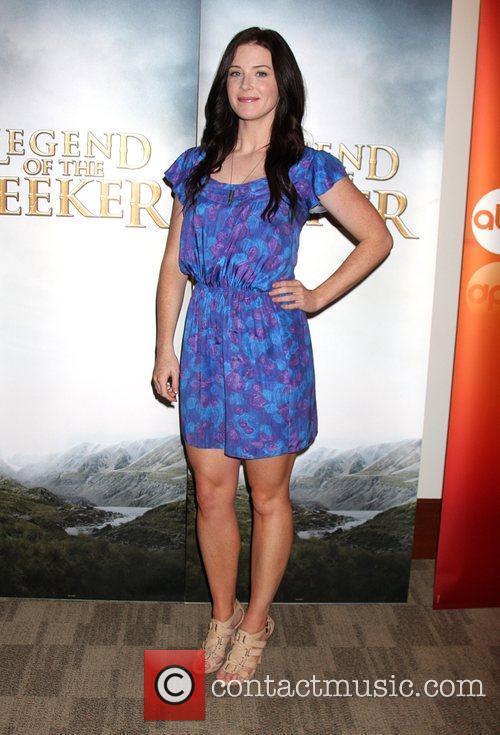 Bridget Regan Disney ABC Television Summer Press Junket...
