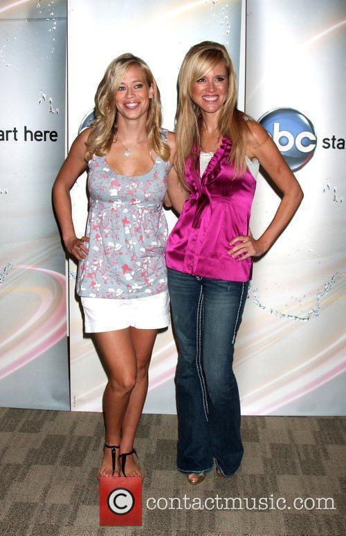 Kristi Leskinen and Paige Hemmis Disney ABC Television...