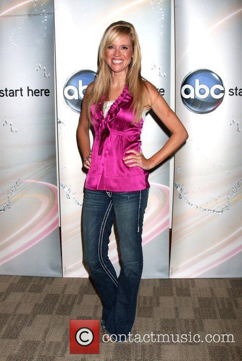 Paige Hemmis Disney ABC Television Summer Press Junket...