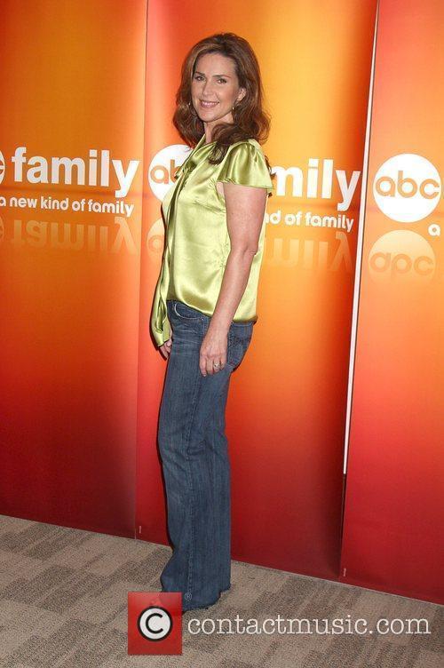 Peri Gilpin Disney ABC Television Summer Press Junket...