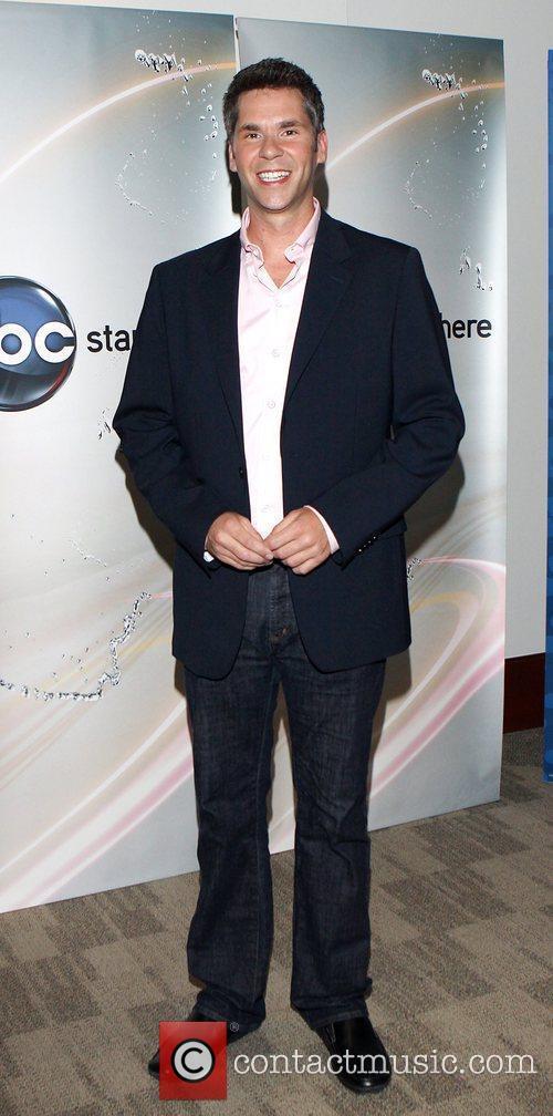 John Henson Disney ABC Television Summer Press Junket...
