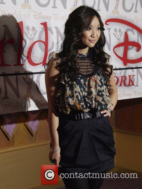 Brenda Song The cast of 'The Suite Life...
