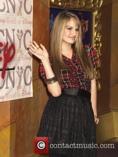 Debby Ryan The cast of 'The Suite Life...