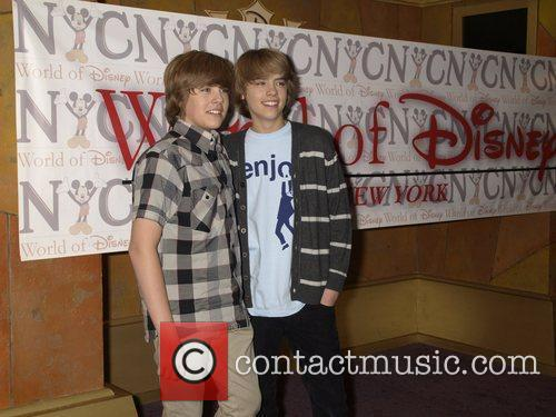 Dylan Sprouse, Cole Sprouse and Disney