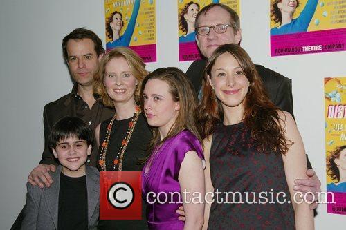 Matthew Gumley, Josh Stamberg, Cynthia Nixon, Shana Dowdeswell...