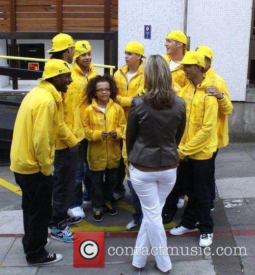 Diversity: Dance Group - Britains Got Talent 2009 - YouTube