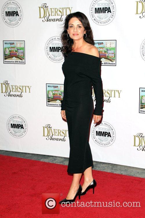 Jenni Pulos 16th Annual Diversity Awards - Arrivals...