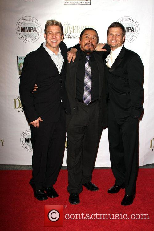 Kenny Johnson, Gregory Cruz and Bailey Chase 16th...
