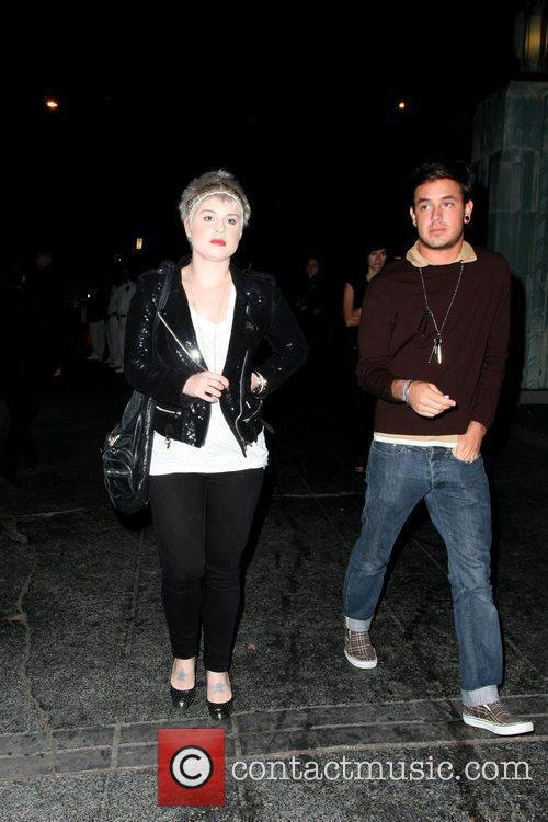 Kelly Osbourne and A Friend 6