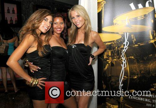 Jack Daniel's private show at club B.E.D with...