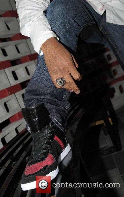 DJ Irie launches a new limited edition sneaker...