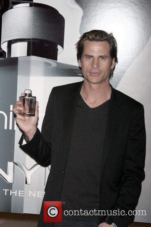Mark Vanderloo launches the new DKNYMEN fragrance at...