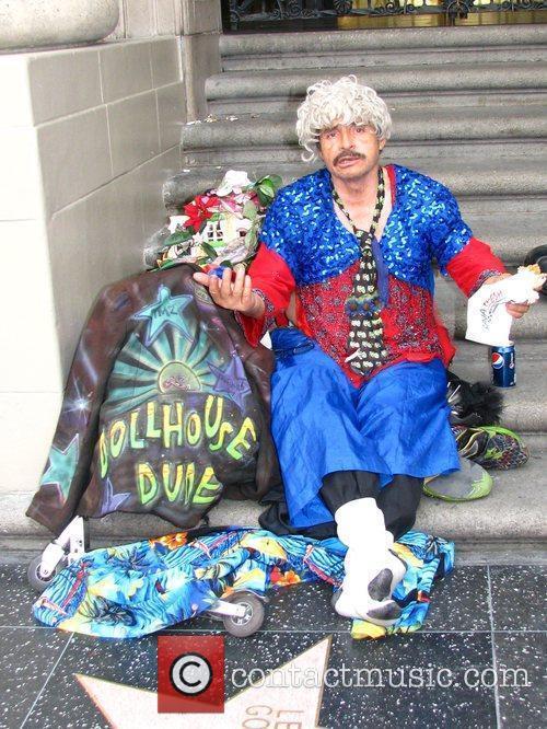 Celebrity Vagrant Dollhouse Dude 3