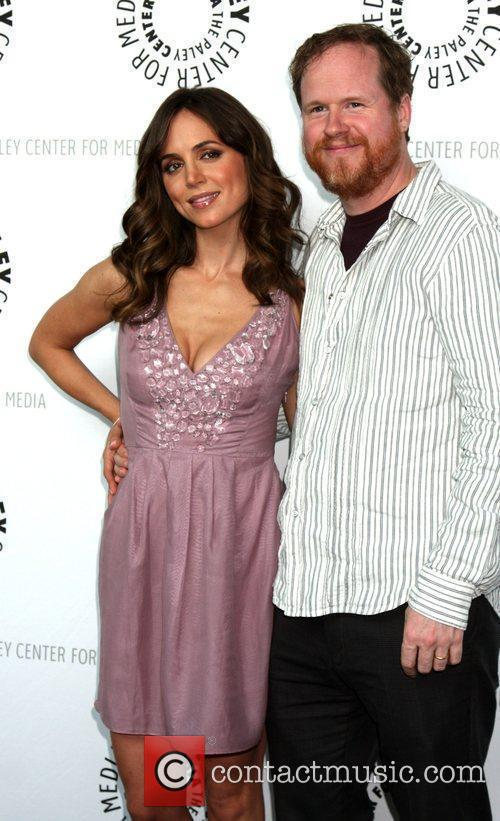 Eliza Dushku and Joss Whedon 9