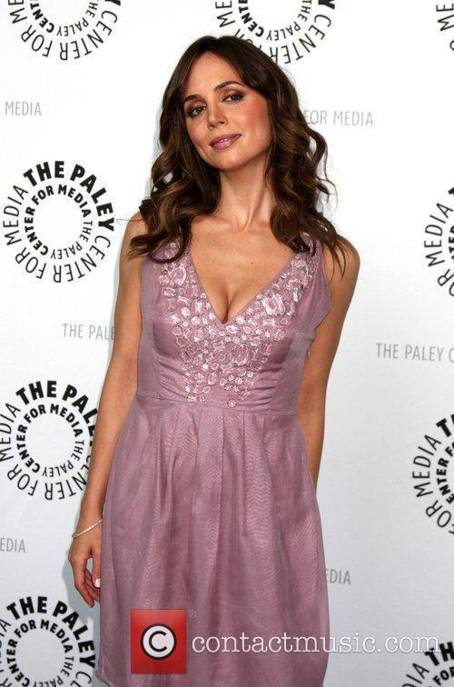 Eliza Dushku Dollhouse Paley Fest 09 held at...