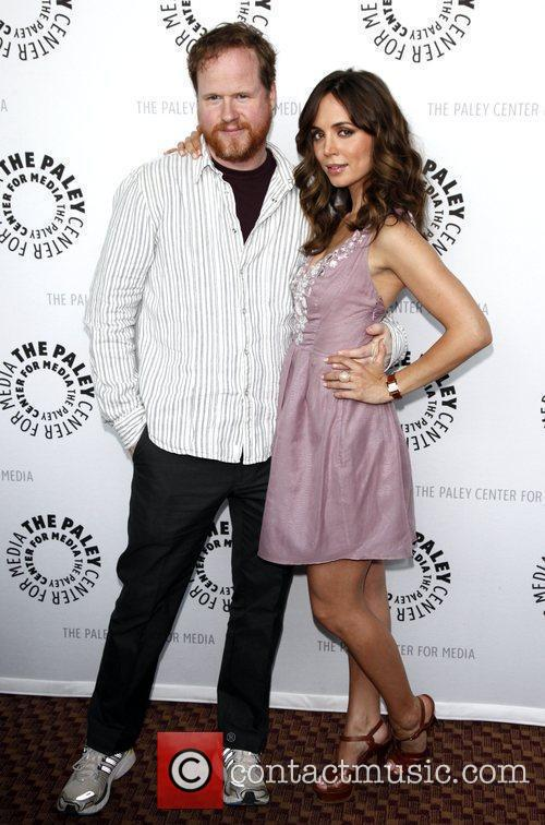 Joss Whedon and Eliza Dushku 5