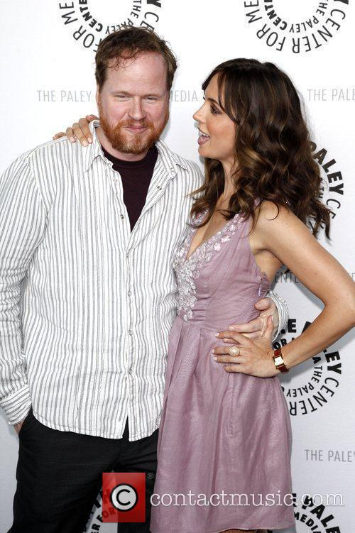 Joss Whedon and Eliza Dushku 4