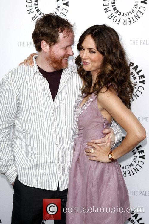 Joss Whedon and Eliza Dushku 6