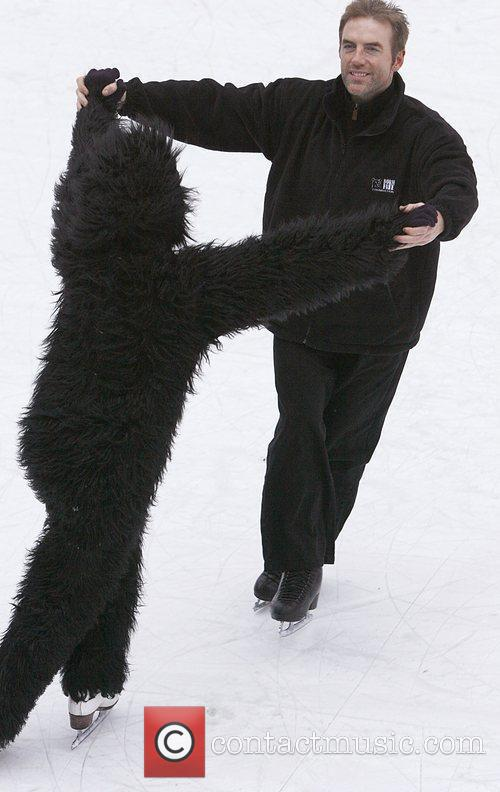 Dancing on Ice celebrity Donal McIntyre  launches...
