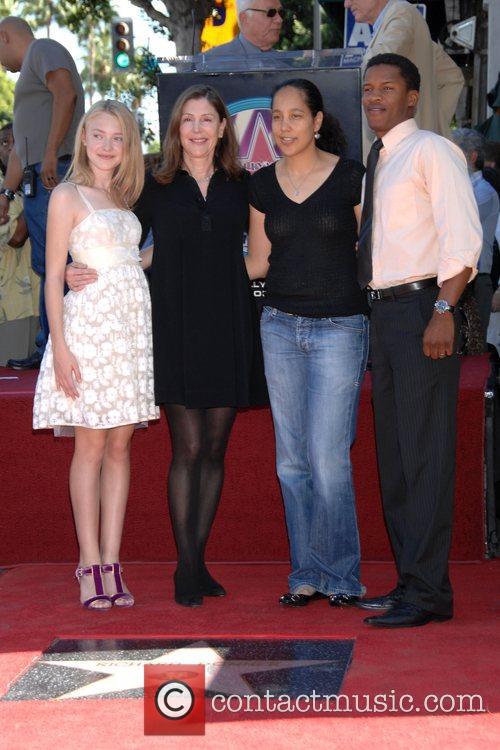 Dakota Fanning, Lauren Shuler Donner, Gina Prince Blythewood and Nate Parker 2